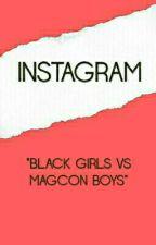 "INSTAGRAM ""Black Girls Vs Magcon Boys""  by camila123luke"