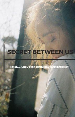 SECRET BETWEEN US [hold] by InndahMs