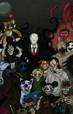 CREEPYPASTA by emy_the_killer02