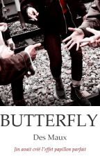 butterfly ↠ [bangtan] by DesMaux