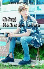 MaknaeLine♥Yoongi  by KimBeee_