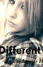 Different (A Creepypasta Fanfic) by Duchannes16
