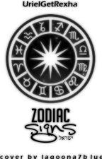 Zodiac Signs - ישראל by UrielGetRexha