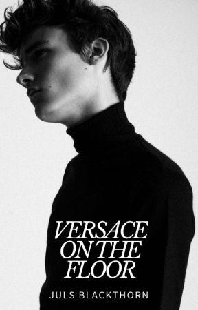 Versace on the Floor « malec by julsblack