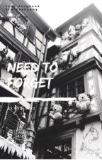 Need To Forget |TaeKook   「eng ver」 by n3o_3nd