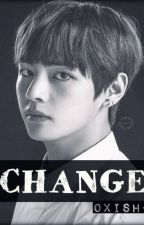 CHANGE.   ➳ Kim Taehyung by OxiSh-