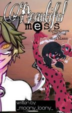Beautiful Mess || Ladybug VS Chat Blanc 2 by RavenClaw5845