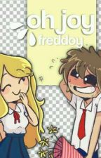 ↳Oh Joy⚘;『Freddoy』 by FXILEDFUKASE-