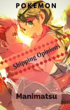 Pokémon | Shipping Opinions by Manimatsu