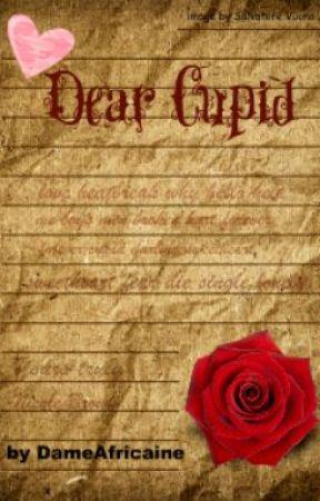 Dear Cupid by DameAfricaine