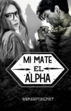 Mi mate el alpha.  by ItaliaBust