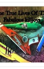 The True Lives Of The Fabulous Killjoys by mcrlover723