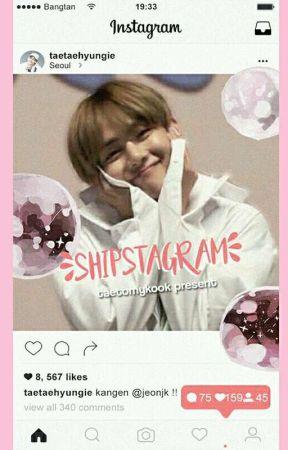 ✨ shipstagram ✨ by taetomykook