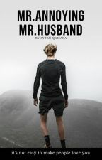 Mr.Annoying, Mr. Husband by intanQaisara