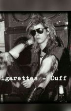 Shared Cigarettes - Duff McKagan by PonteRickoso