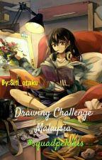 Drawing Challenge Malaysia #squadpelukis by Siti_otaku