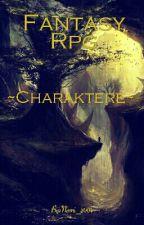 "~Charaktere~ ,,Mera""- Fantasy Rpg by Nami_2004"
