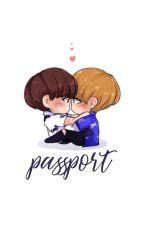 passport; taekook by mnstax