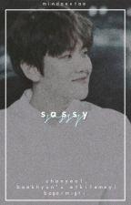 sassy || chanbaek texting by mindaextae