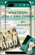 WhatsApp Cd9 y una coder by jacky210