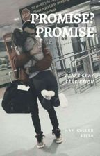 Promise? Promise. /Blake Gray/ by iamcalledlilla