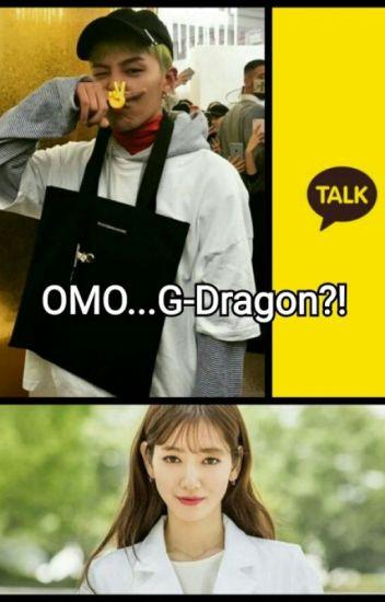 OMO... G-Dragon?!