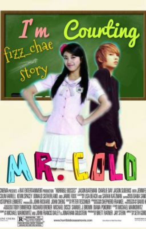 I'm Courting Mr. Cold by fizz_chae07