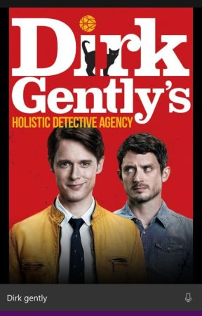 Dirk Gently x Reader (Holistic Partners in Crime) by Kit-KatWrites