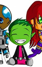 Teen Titans Roleplay  by GalaxyRaven64