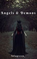 Angels & Demons by lolagreen_