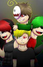 Dark/Insane Youtubers X Reader by AutumnRose455
