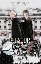 Get Your Skates On (A Christmas Drarry FanFiction) by JulietsEmoPhase