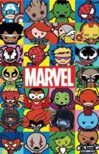 Marvel Vs Geek  by Erin144000