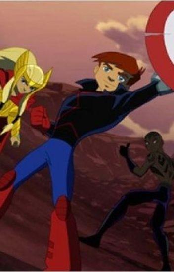 Next Avengers: Secret of the Spider - Beck - Wattpad