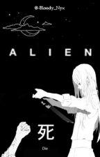 Alien. by -Bloody_Nyx