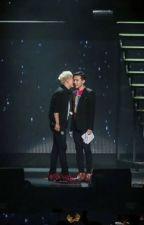 -SU OTRA MITAD-[Nyongtory ADAPTACION][G-dragon & Seungri] by seungriseyo24
