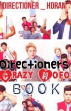 Directioners Crazy Mofo Book by 1Directioner_Horan
