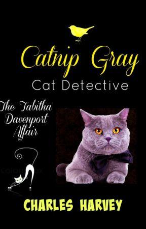 Catnip Gray Cat Detective: The Tabitha Gray Story by CharlesHarvey1