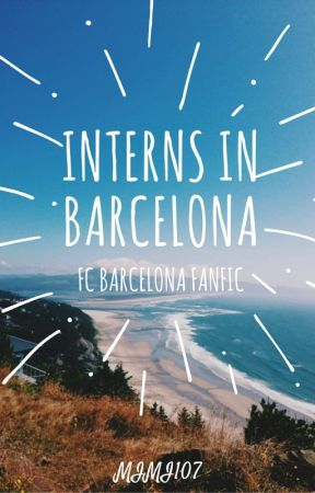 Interns at FC Barcelona by mimi107