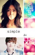 Simple (Suga x Reader) by _waterfxll_