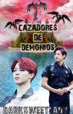 Cazadores de demonios JiKook/KookMin by MarthaElenaTerceroMo