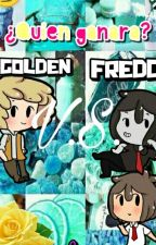 Golden VS Fredd  by Golddy123