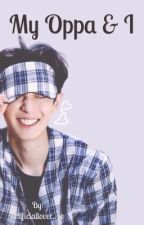 My Oppa and I || Park ChanYeol by xateartsyx