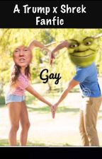 GAY SHREK x TRUMP by Sciencings