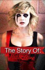 Story of: Hailiee Quinn. Joker and Harley Quinn's Daughter. by baetaek