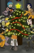A Star Wars rebels Christmas  by ezraismybae