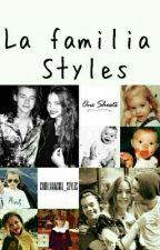 La Familia Styles. -One Shoots- by CamilaRachel_Styles