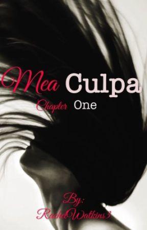 Mea Culpa by RachelWatkins3