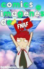 COMICS E IMAGENES DE FNAFHS by darktheblackcat