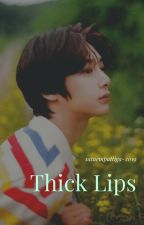 Thick Lips | Hyungwon by satuempattiga
